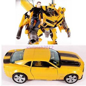 transformers bumblebee achat vente jeux et jouets pas chers. Black Bedroom Furniture Sets. Home Design Ideas