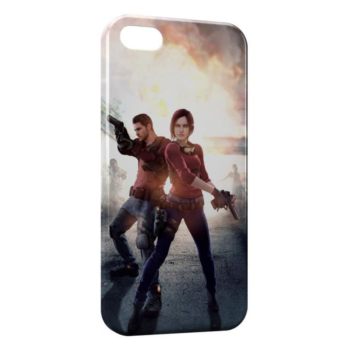 coque iphone 5 resident evil