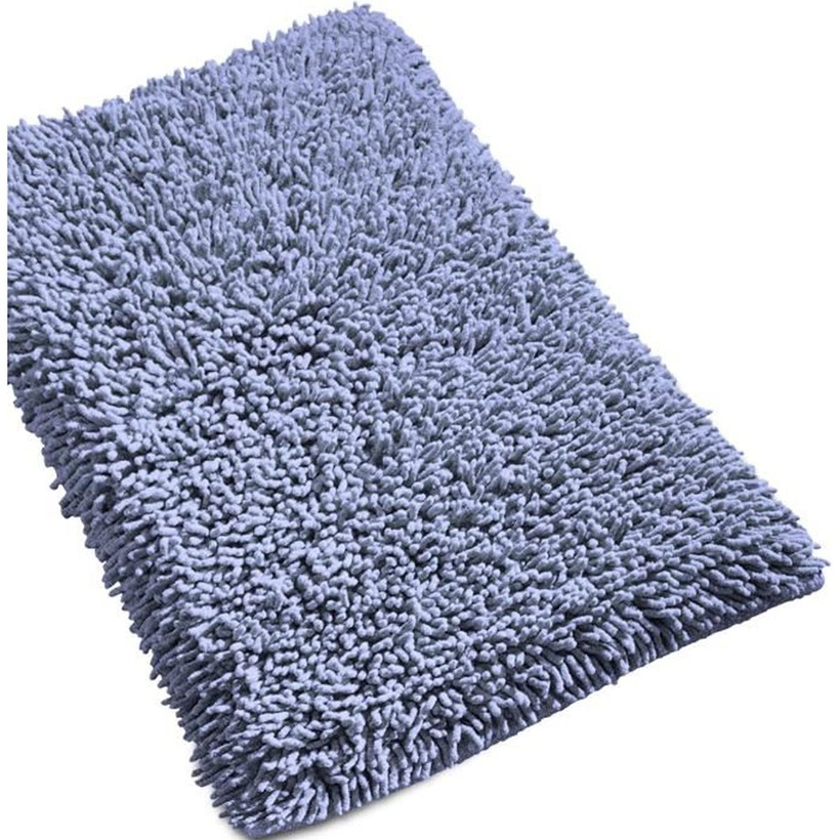tapis de bain 50x80 cm chenille bleu mer 1800 g m2 achat vente tapis de bain cdiscount. Black Bedroom Furniture Sets. Home Design Ideas
