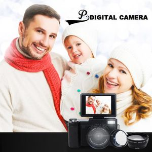 APPAREIL PHOTO COMPACT Appareil-photo WiFi d'appareil-photo ultra HD d'ap