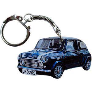 G/én/érique Anneau D/écoratif Anneau de Garniture de Voiture Coque pour T/él/écommande Porte Cl/é pour BMW Mini Cooper