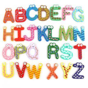 AIMANTS - MAGNETS CPROPRO Ensemble 26 Lettres Magnétique Alphabet en