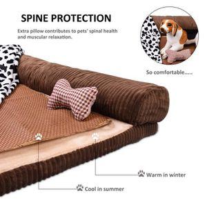 NICHE Lit pour chien amovible TRIMESTRE Ultra Soft Pet S