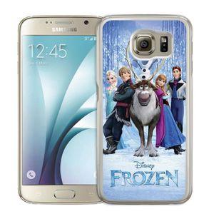 COQUE - BUMPER Coque Samsung Galaxy S6 : La Reine Des Neiges Pers