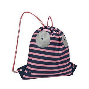 Peach L/ässig Mini String Bag Spooky Sac /à Cordon 39 Centimeters Rose