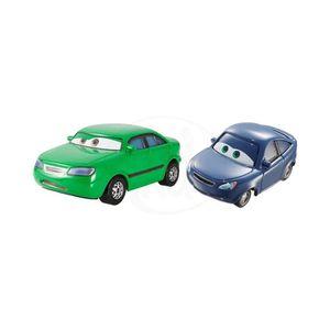 VOITURE - CAMION Voitures Cars - Coffret 2 véhicules : Dan Sclarken