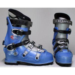 CHAUSSURES DE SKI Chaussure de ski de Randonnée occasion Scarpa Dena