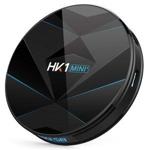 BOX MULTIMEDIA Smart TV Box Android 9.0-HK1 MINI + -Box Multimédi