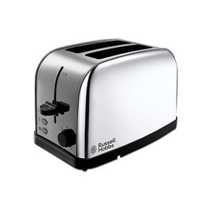 GRILLE-PAIN - TOASTER Russell Hobbs 18784 Acier Inoxydable 2 Tranches La
