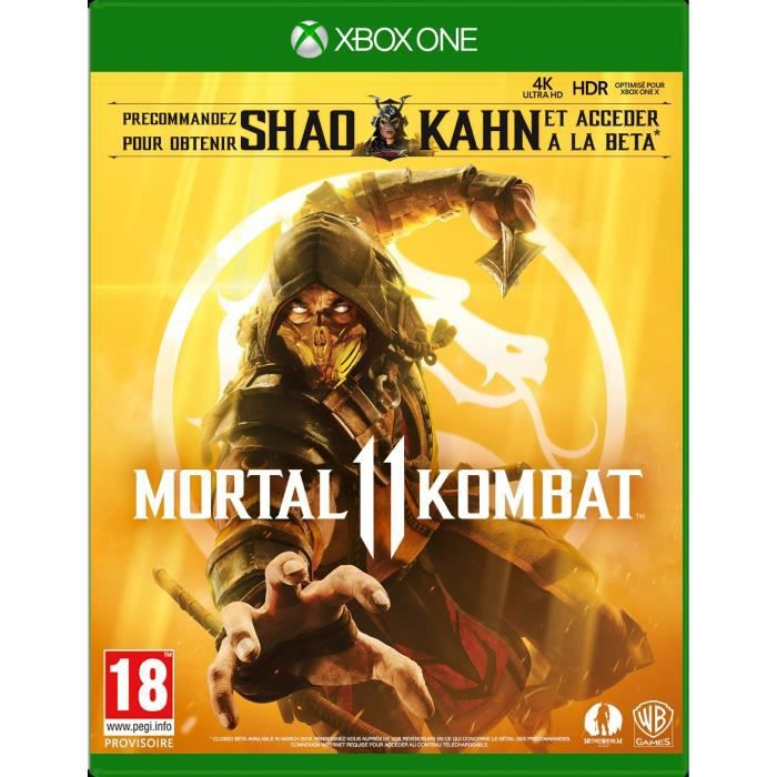 Mortal Kombat 11 Jeu Xbox One