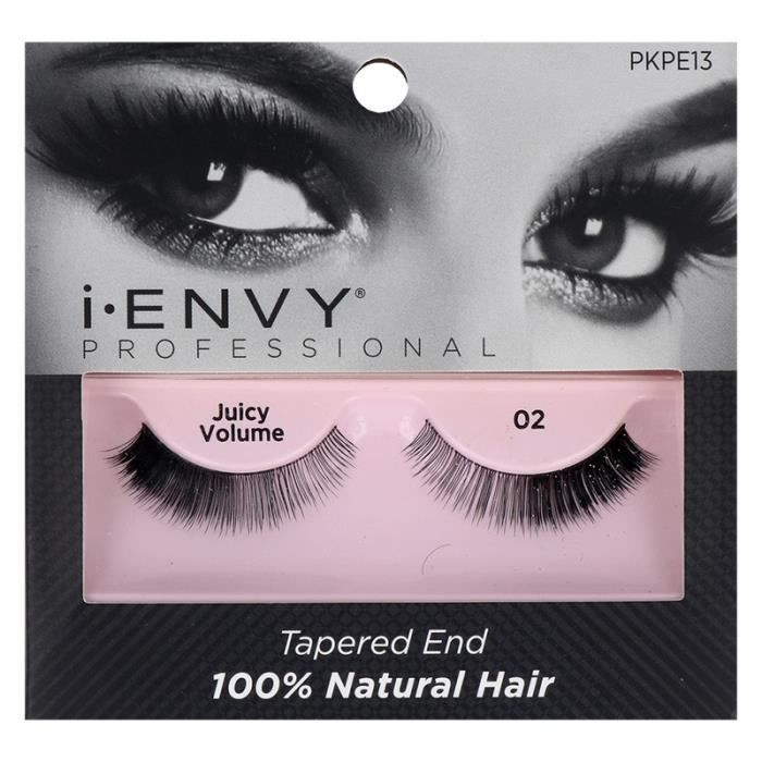 I Envy Strip Lash/Cils Bande Juicy Vol 02 (Pkpe13)