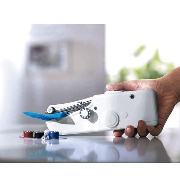 MACHINE A COUDRE,Machine à coudre simple main pour Table,Nouveau gant,Machine à coudre rapide,Mini Machine à coudre portative,#A