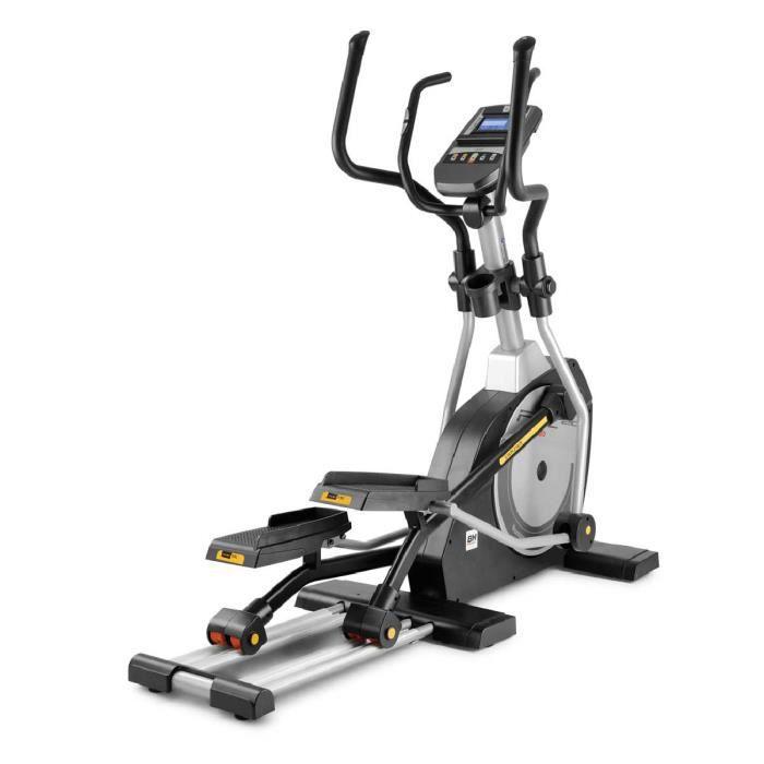 Vélo elliptique pour grands utilisateurs. Foulée 50cm. I.FDC20 STUDIO G868I