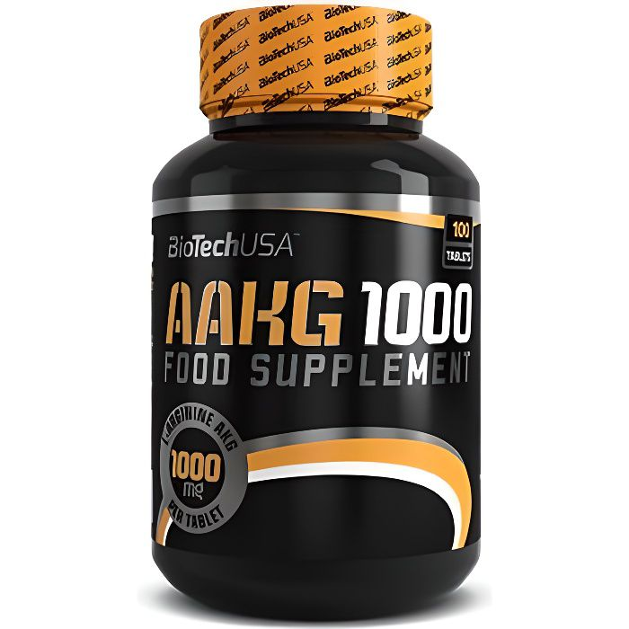 AAKG 1000 (100Tabs) Biotech USA