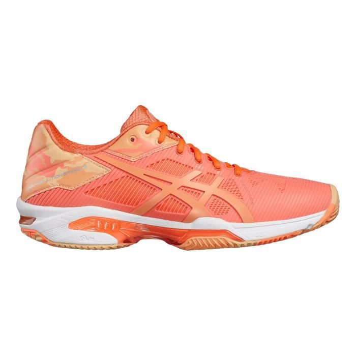 Chaussures de tennis femme Asics Gel-solution Speed 3 Clay L.E.