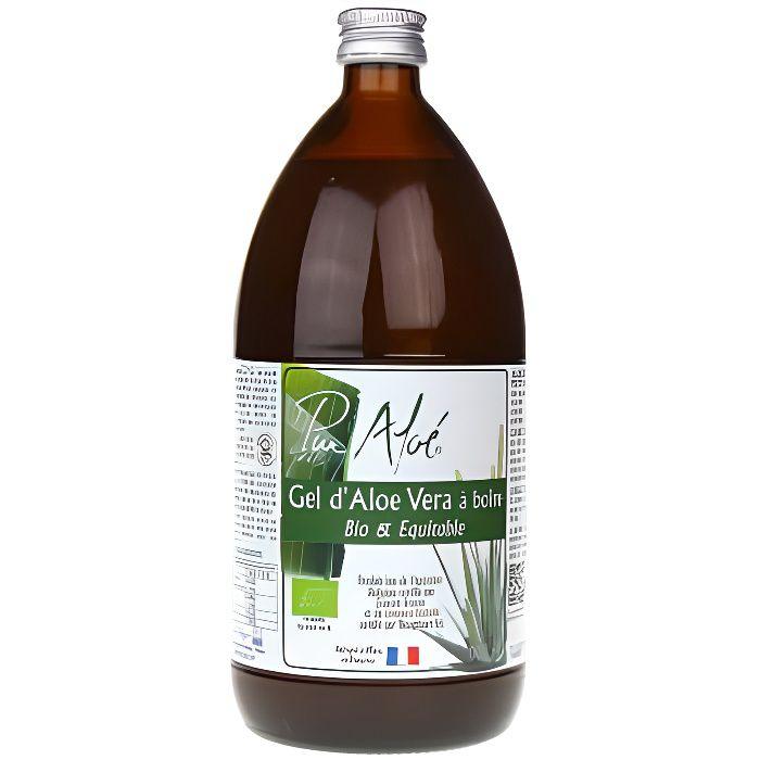 Gel d'Aloe Vera à Boire Bio 1000 ml