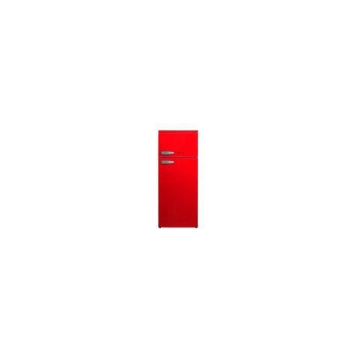Réfrigérateur 2 Portes TELEFUNKEN TFKVIN2D213R - 213L - Froid Statiques
