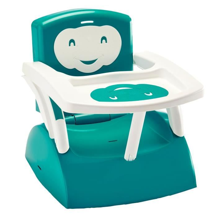 THERMOBABY Rehausseur de chaise - Vert emeraude