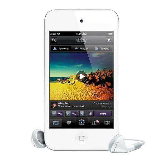 LECTEUR MP3 iPod touch 4 16GB White