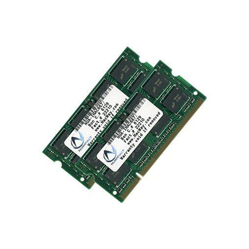MÉMOIRE RAM Mémoire NUIMPACT 4 Go Kit (2 x 2 Go) SODIMM DDR…