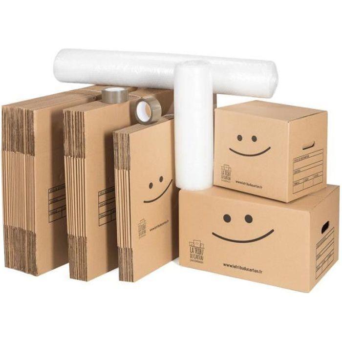 30 Cartons Demenagement Achat Vente Pas Cher
