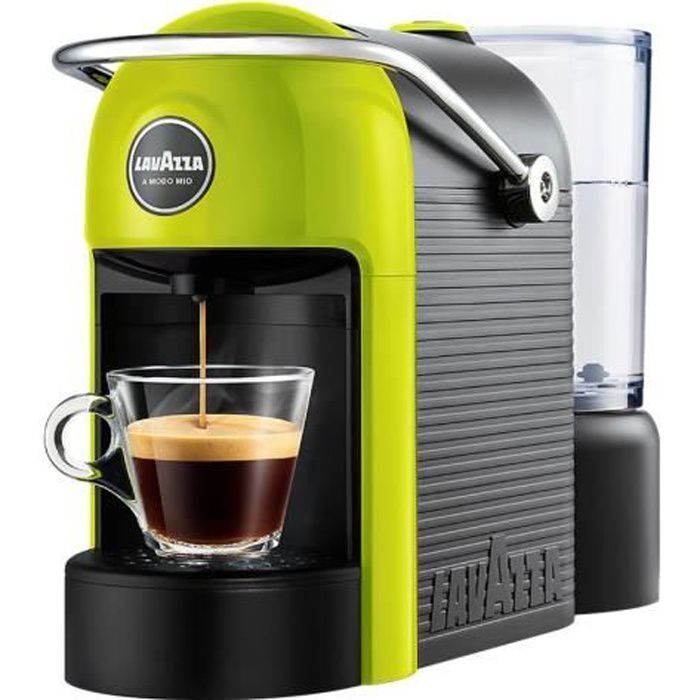 lavazza a modo mio jolie machine caf 10 bar citron vert achat vente machine caf. Black Bedroom Furniture Sets. Home Design Ideas