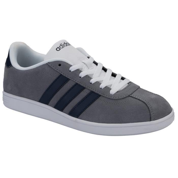 adidas neo en gris