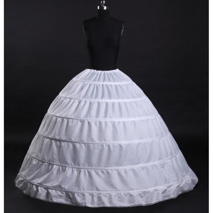 OFELI® Nouveau 6 Cerceaux Jupons pour robe