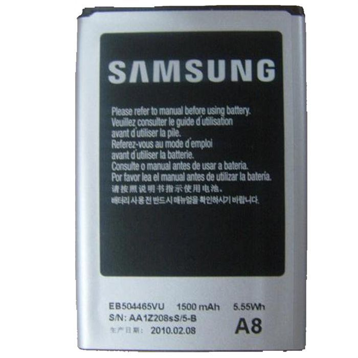 batterie samsung eb504465vu 1500 mah li ion 3 7v achat batterie t l phone pas cher avis et. Black Bedroom Furniture Sets. Home Design Ideas