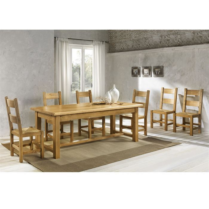 Ensemble table et chaise salle manger - Ensemble table chaise salle a manger ...