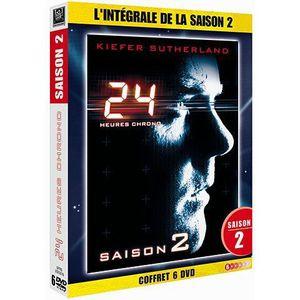 DVD SÉRIE DVD 24 heures chrono, saison 2