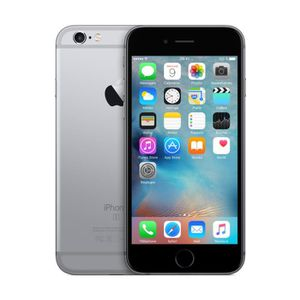 SMARTPHONE APPLE iPhone 6S Gris sidéral 16GB