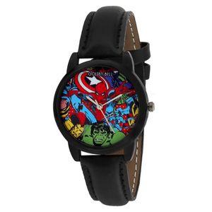 MONTRE X3A2L Men Marvel Avengers Multicolor cadran noir b