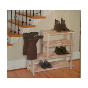 Penderie armoire a chaussures achat vente penderie - Fabriquer etagere chaussure ...