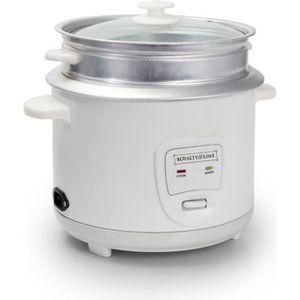 Autocuiseur aluminium cuisine cuisson vapeur riz legume cocotte 5L 7L 9L 11L 3L