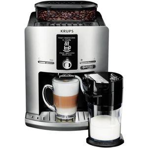 MACHINE À CAFÉ Krups EA82FE, Autonome, Machine à expresso, 1,7 L,
