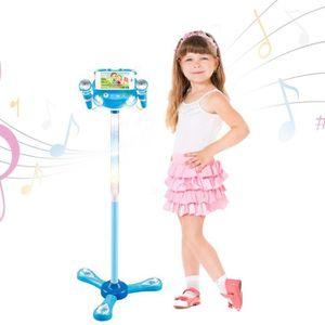 MICROPHONE - ACCESSOIRE MOGOI Microphone enfant d'éducation avec support D