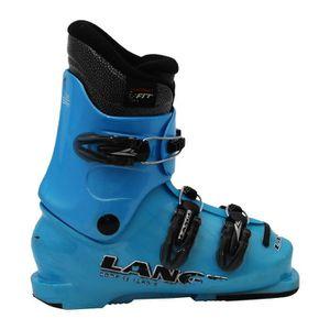 CHAUSSURES DE SKI Chaussure de ski junior Lange Comp team 50/60 R bl