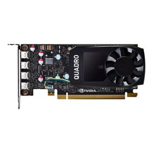 CARTE GRAPHIQUE INTERNE NVIDIA Quadro P600 Carte graphique Quadro P600 2 G