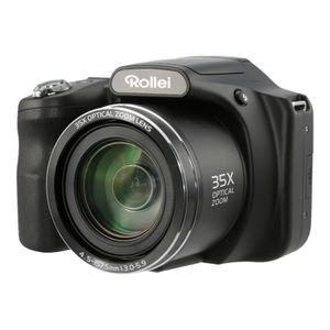 PACK APPAREIL COMPACT Rollei Powerflex 350 WiFi - Appareil photo numériq