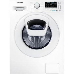LAVE-LINGE Samsung WW70K5210XW Machine à laver pose libre lar