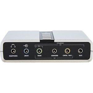 REPARTITEUR TV Adaptateur audio USB 7.1 avec audio numérique - Ad