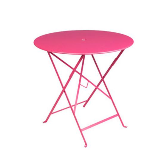 Table Bistro Fushia - Achat / Vente table de jardin Table Bistro ...