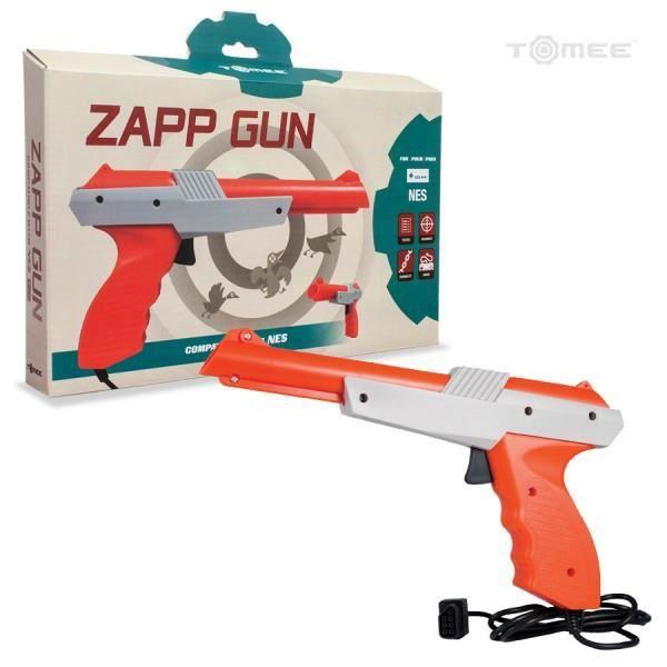 Tomee : pistolet Zapper compatible console Nintendo NES