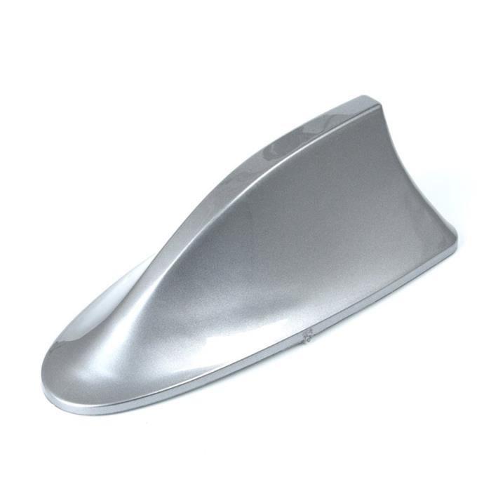Autoradio Shark Fin, antenne Radio à Signal FM, Design pour toutes les voitures, pour BMW, Honda, Toyota gray -FY2928