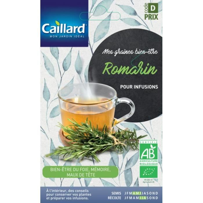 ROMARIN POUR INFUSION CAILLARD