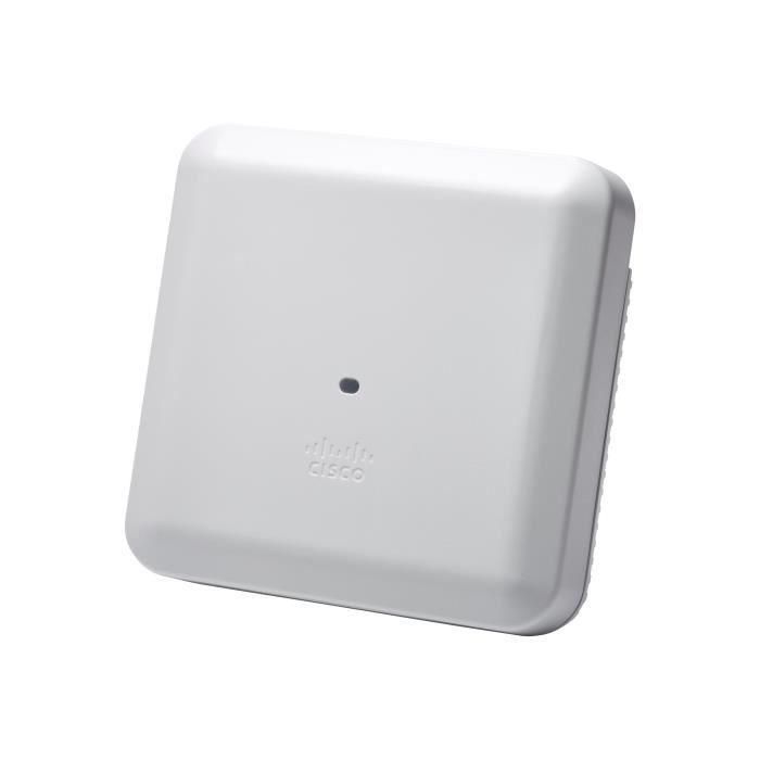 Cisco Aironet 3802I - Borne d'accès sans fil - 802.11ac Wave 2 - Wi-Fi - Bande double
