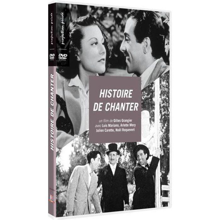 M6 Vidéo Histoire de chanter DVD - 3475001053466