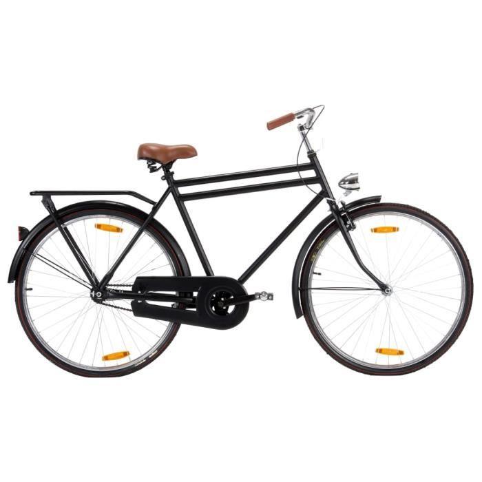 Magnifique Vélo hollandais pour hommes Style Moderne - Vélo De Ville 28- @21582