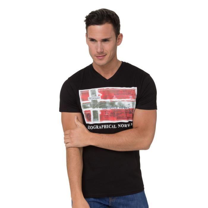 T-shirt Norway logo pour homme